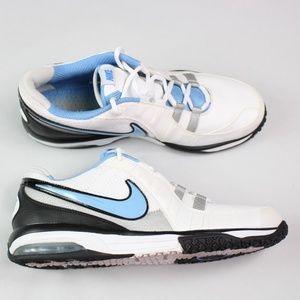 Nike Air Max Sparq P3 running shoe white gray blue